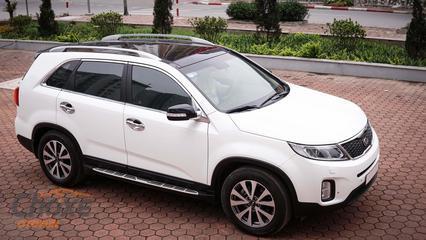 Hà Nội bán xe KIA Sorento AT 2014