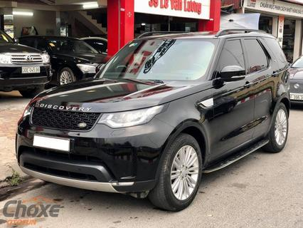 Hà Nội bán xe LAND ROVER Discovery 3.0 AT 2017