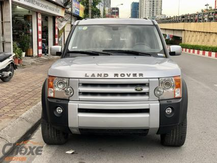 Hà Nội bán xe LAND ROVER Discovery 3.0L AT 2005