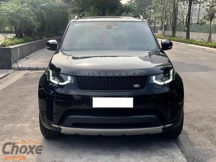 Hà Nội bán xe LAND ROVER Discovery 3.0L AT 2017