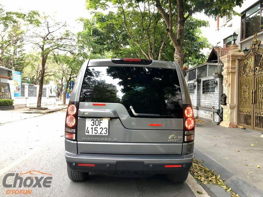 Hà Nội bán xe LAND ROVER Discovery 40. AT 2009