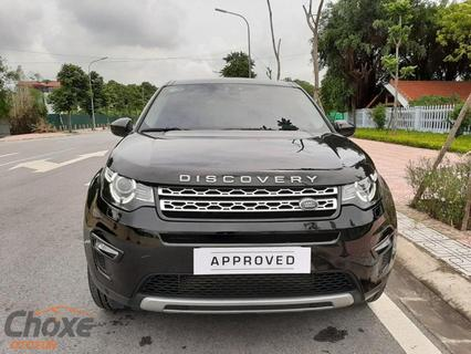 Hà Nội bán xe LAND ROVER Discovery Sport 2.0 AT 2017
