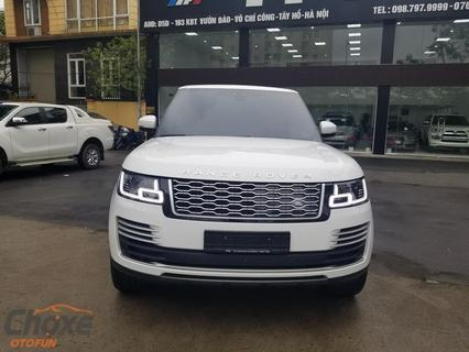 Hà Nội bán xe LAND ROVER Range Rover 2.0 AT 2019