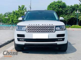 Hà Nội bán xe LAND ROVER Range Rover 3.0 AT 2015