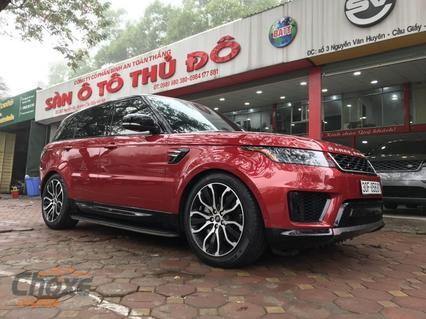 Hà Nội bán xe LAND ROVER Range Rover 3.0 AT 2018