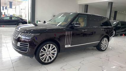 Hà Nội bán xe LAND ROVER Range Rover 3.0 AT 2021