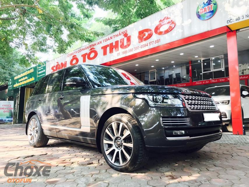 Hà Nội bán xe LAND ROVER Range Rover 4.4 AT 2015