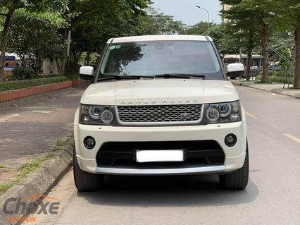 Hà Nội bán xe LAND ROVER Range Rover 5.0 AT 2009