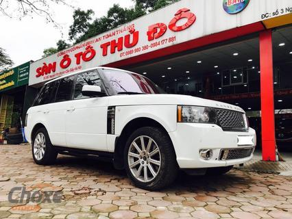 Hà Nội bán xe LAND ROVER Range Rover 5.0 AT 2010