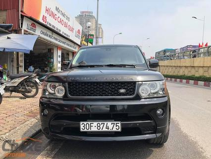 Hà Nội bán xe LAND ROVER Range Rover 5.0 AT 2011