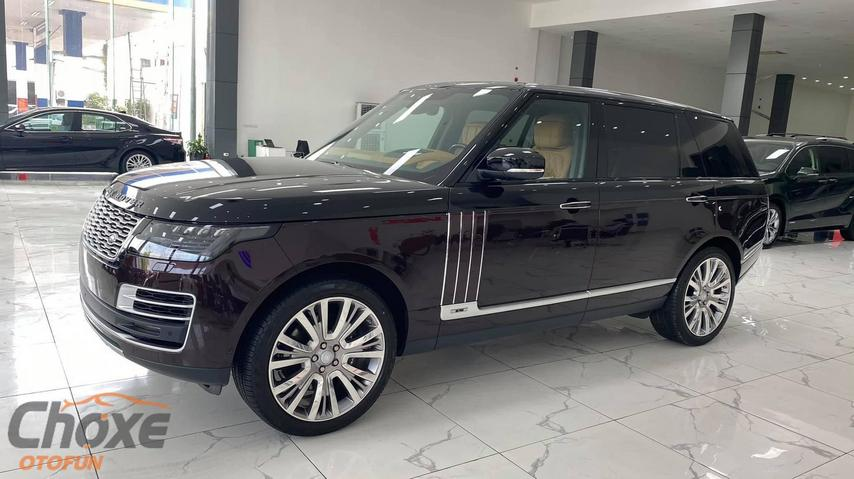 Hà Nội bán xe LAND ROVER Range Rover 5.7 AT 2021