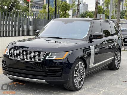 Hà Nội bán xe LAND ROVER Range Rover AT 2015