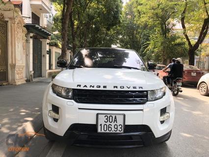 Hà Nội bán xe LAND ROVER Range Rover Evoque 2.0 AT 2012