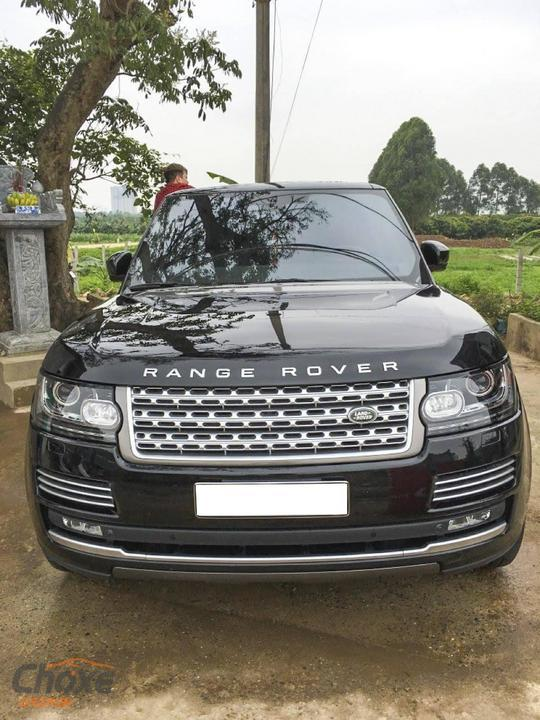 Hà Nội bán xe LAND ROVER Range Rover L 5.0 AT 2014