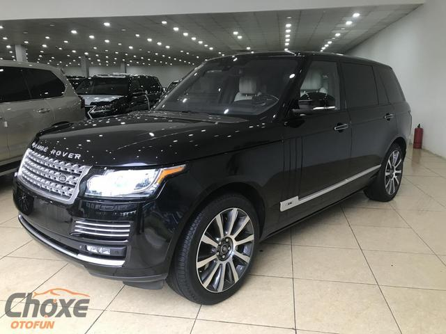 Hà Nội bán xe LAND ROVER Range Rover L 5.0 AT 2015