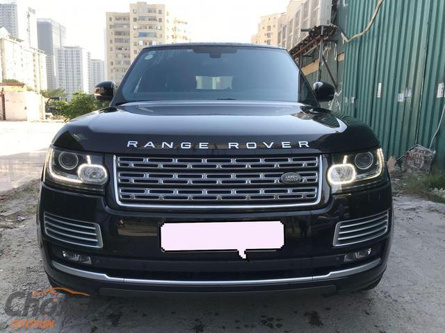 Hà Nội bán xe LAND ROVER Range Rover L 5.0 AT 2016