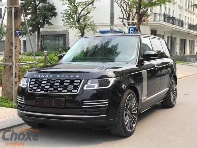 Hà Nội bán xe LAND ROVER Range Rover L 5.0 AT 2018