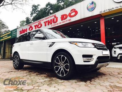 Hà Nội bán xe LAND ROVER Range Rover Sport 2.0 AT 2015
