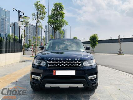 Hà Nội bán xe LAND ROVER Range Rover Sport 3.0 AT 2015