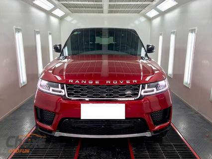Hà Nội bán xe LAND ROVER Range Rover Sport 3.0 AT 2018