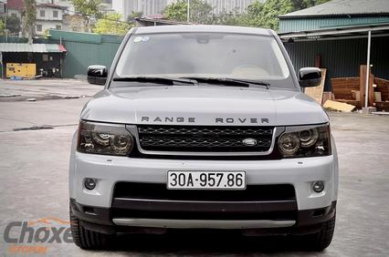 Hà Nội bán xe LAND ROVER Range Rover Sport 5.0 AT 2010