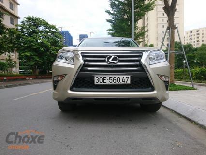 Hà Nội bán xe LEXUS GX 4.6 AT 2017