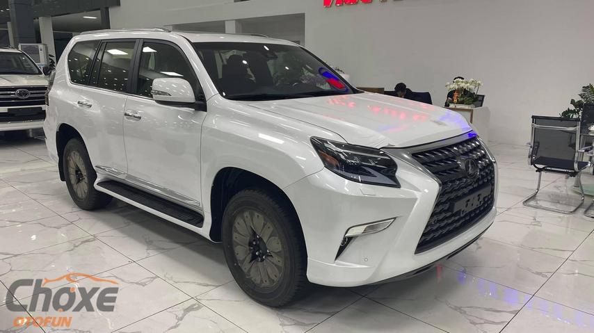 Hà Nội bán xe LEXUS GX 4.6 AT 2021