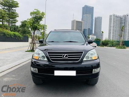Hà Nội bán xe LEXUS GX 4.7 AT 2007