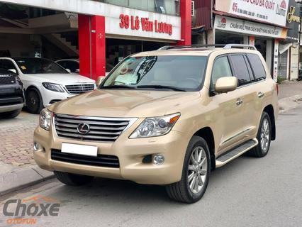 Hà Nội bán xe LEXUS LX 5.7 AT 2008
