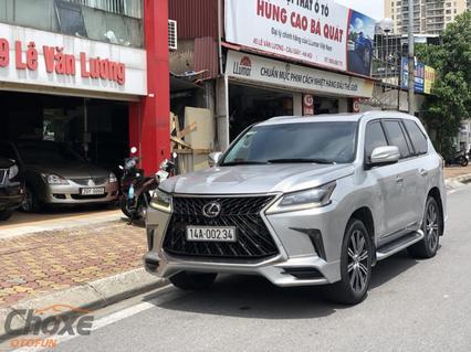 Hà Nội bán xe LEXUS LX 5.7 AT 2009