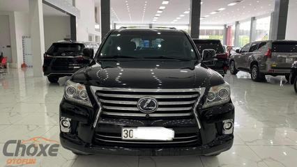 Hà Nội bán xe LEXUS LX 5.7 AT 2014