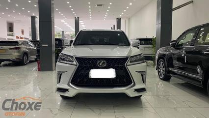 Hà Nội bán xe LEXUS LX 5.7 AT 2018