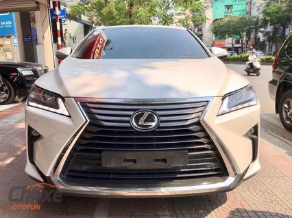 Hà Nội bán xe LEXUS RX 2.0 AT 2017