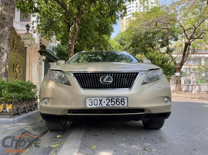 Hà Nội bán xe LEXUS RX 3.5 AT 2009