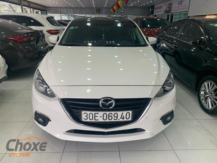 Hà Nội bán xe MAZDA 3 Hatchback 1.5 AT 2016