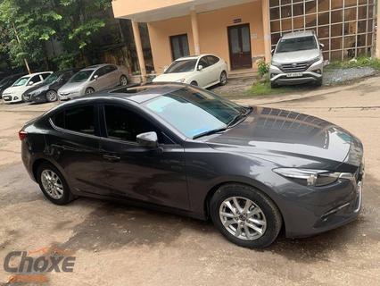Hà Nội bán xe MAZDA 3 Hatchback 2018