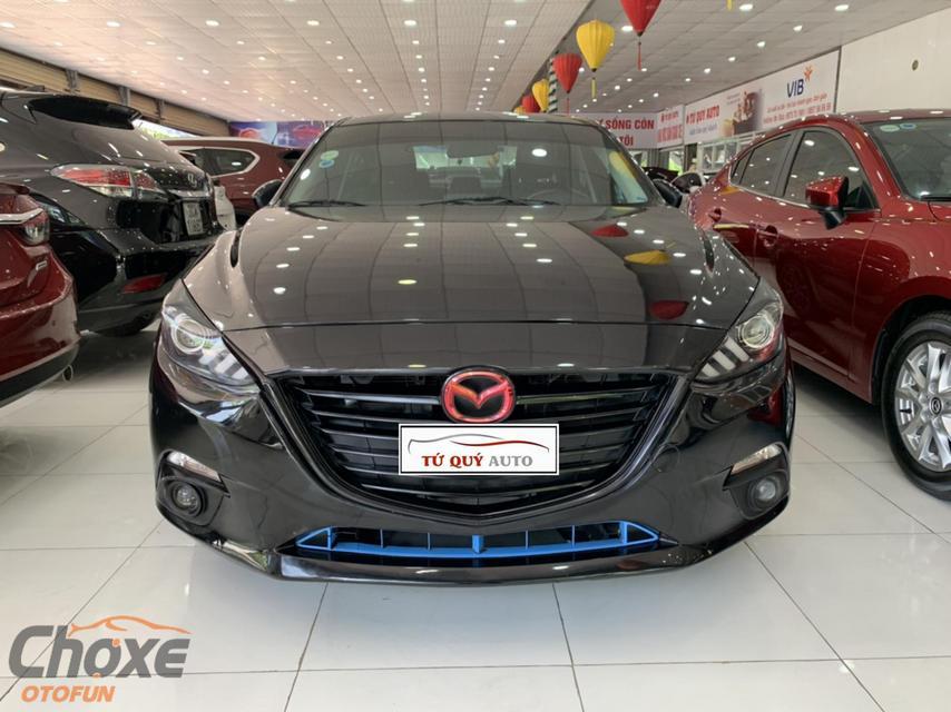 Hà Nội bán xe MAZDA 3 Sedan 1.5 AT 2015