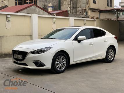 Hà Nội bán xe MAZDA 3 Sedan 1.5 AT 2016