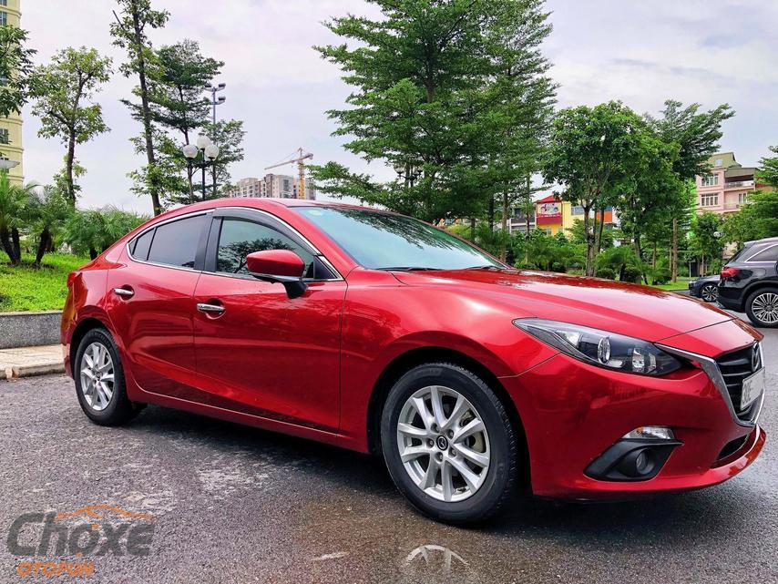 Hà Nội bán xe MAZDA 3 Sedan 1.5L AT 2015