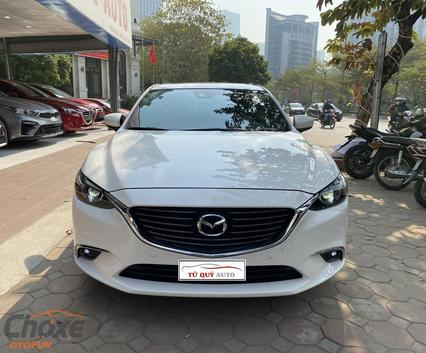 Hà Nội bán xe MAZDA 6 Sedan 2.5 AT 2018
