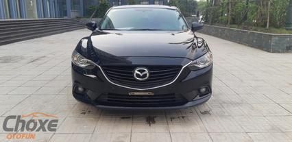 Hà Nội bán xe MAZDA 6 Sedan 2499 AT 2014