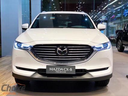 Hà Nội bán xe MAZDA CX-8 2.5 AT 2020