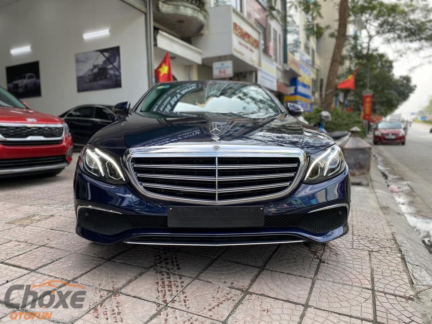 Hà Nội bán xe MERCEDES BENZ E-Classe 1.8 AT 2019