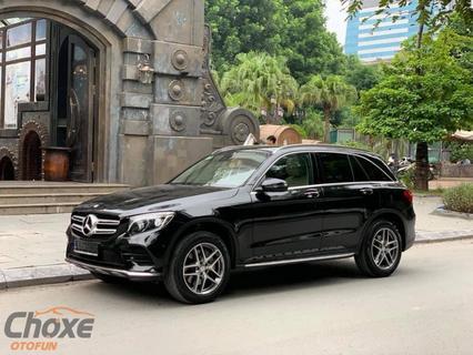 Hà Nội bán xe MERCEDES BENZ GLC Class 2.0 AT 2017