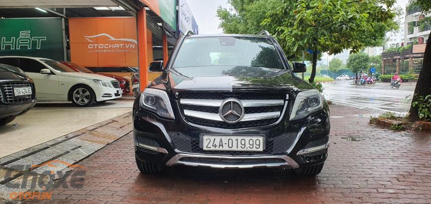 Hà Nội bán xe MERCEDES BENZ GLK-Class AT 2012