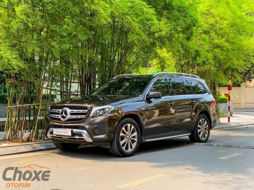 Hà Nội bán xe MERCEDES BENZ GLS - CLass 3.0 AT 2017