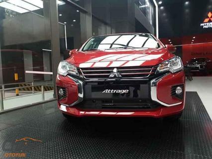 Hà Nội bán xe MITSUBISHI Attrage 1.2L AT 2020