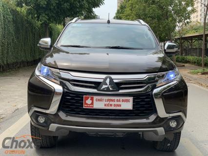 Hà Nội bán xe MITSUBISHI Pajero Sport  2.5 AT 2018
