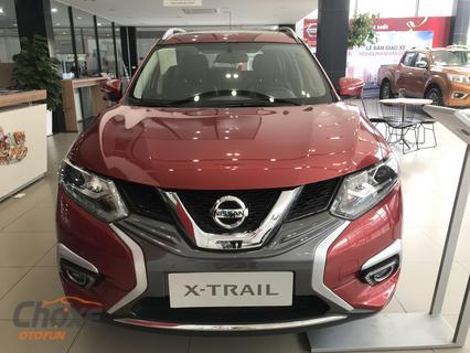 Hà Nội bán xe NISSAN X-Trail 2.5 AT 2019