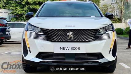 Hà Nội bán xe PEUGEOT 3008 1.6 TUbor AT 2021
